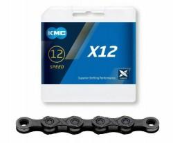 Řetěz KMC X-12 černý 126čl.
