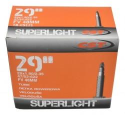 Duše CST SUPERLIGHT 29x2,1-2,35 FV48