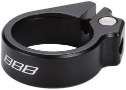 BBB sedlová objímka BSP-82 CarbonStrangler 34.9
