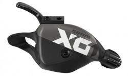 Řazení SRAM X01 Eagle páčkové 1x12sp, zadní s objímkou, black