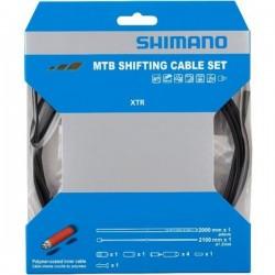 Řadící bowden + lanko Shimano XTR SL-M9000 polymer