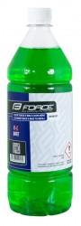 FORCE E-BIKE čistič k doplnění 1l - zelený