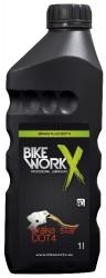BikeWorkx brzdová kapalina Brake Star -  DOT 4 (1L)