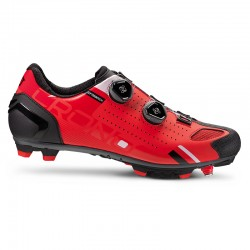 Tretry Crono MTB CX2 Nylon Red