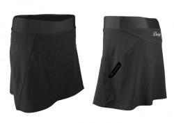 FORCE DAISY sukně do pasu s vložkou, černá