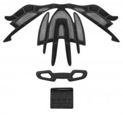 FORCE LYNX výstelka přilby, černá UNI