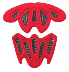 Force výstelka přilby ROAD (červená) UNIVERSÁLNÍ
