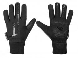 FORCE KID X72 rukavice zimní, černé