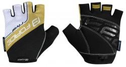 FORCE RIVAL rukavice, černo-zlaté