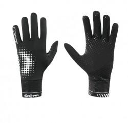 Force rukavice EXTRA celoprstové černé