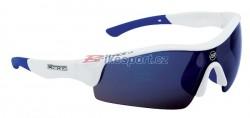 Force brýle RACE - bílo/modrá