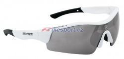 Force brýle RACE - bílo/černá