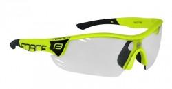 FORCE RACE PRO brýle fluo, fotochromatická skla