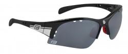 FORCE ULTRA brýle černé, černá laser skla