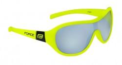 FORCE POKEY dětské brýle, fluo-černé