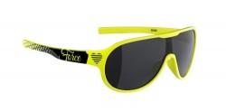 Brýle Force ROSIE dámské/junior, fluo-černé,čer. skla