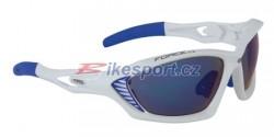 Force brýle MAX - bílo/modré