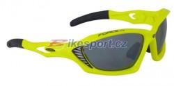 Force brýle MAX - fluo/černé