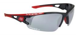 Brýle FORCE CALIBRE černo-červené, fotochrom. skla