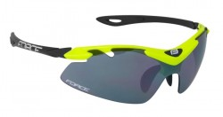 Force brýle DUKE - fluo/černé