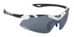 Force brýle DUKE - bílo/černé
