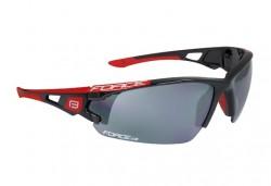 FORCE brýle CALIBRE černo-červené