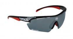 FORCE AEON brýle, černo-červené, černá skla