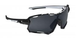 FORCE EDIE brýle černo-fluo, černá skla