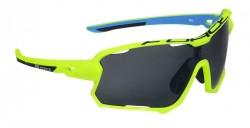 FORCE EDIE brýle fluo-modré, černá skla