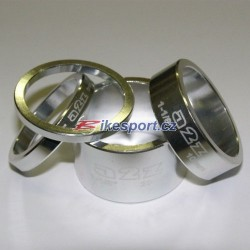 A2Z distanční podložky AD-181 (stříbrné) set