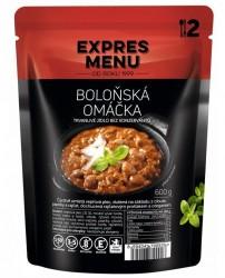 Expres Menu - jídlo na cesty - Směs na špagety 600g/2porce