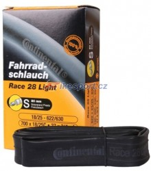 Continental RACE LIGHT silniční duše 622-18/25  - ventilek 80mm