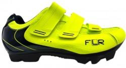FLR F-55 boty neon yellow