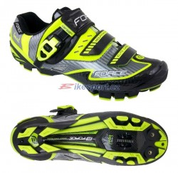 Force tretry MTB CARBON DEVIL (fluo)