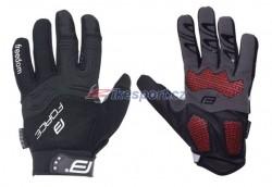 Force rukavice MTB FREEDOM (černé)