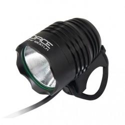 FORCE GLOW světlo přední 1200 CREE XM-L2, černé
