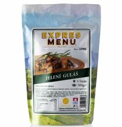 Expres Menu - jídlo na cesty - Jelení guláš 300g/1porce