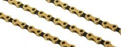 Řetěz KMC X-12 černo-zlatý 126čl.