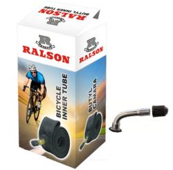 RALSON duše pro kočárky 12,5 x 1,5-2,10 (40/54-203) AV - zahnutý ventilek