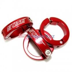Sting objímky gripů ST-903 červené