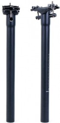 Sedlovka Whisper - UD carbon 400x30,8mm