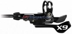 Sram X9 Trigger řadící páky 10-Speed