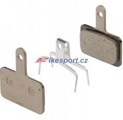 Shimano brzdové destičky B01S (polymerové)