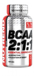Nutrend AMINO BCAA Mega Strong - 150 tablet