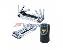 TOPEAK multiklíč Mini 9 Pro stříbrný