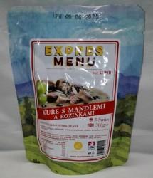 Expres Menu - jídlo na cesty - Kuře s mandlemi a s rozinkami 300g/1porce