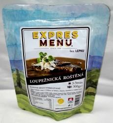 Expres Menu - jídlo na cesty - Loupežnická roštěná 300g/1porce
