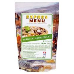 Expres Menu - jídlo na cesty - Kuřecí po zahradnicku 600g/2porce