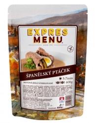 Expres Menu - jídlo na cesty - Španělský ptáček 600g/2porce