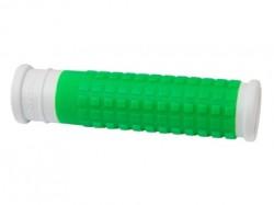 Force madla gumová MTB, bílo-zelená